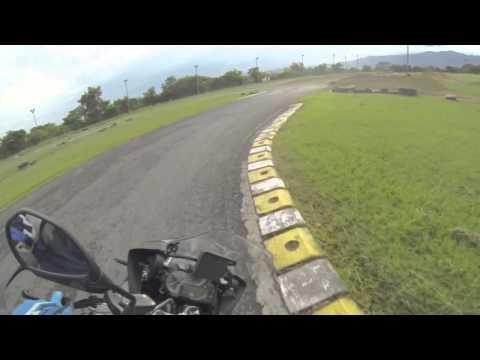 XV Encuentro de motos de alto cilindrare Pereira 2013. Carrera en Zarzal