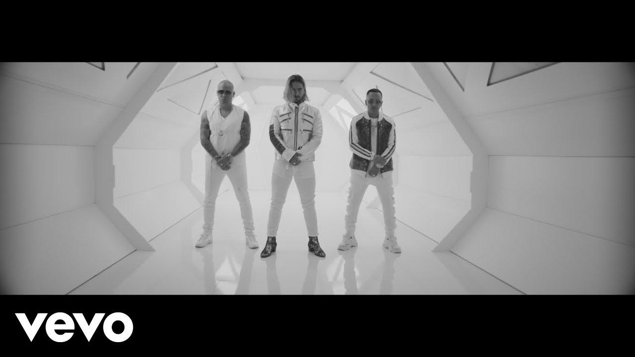 Wisin & Yandel, Maluma - La Luz (Official Video)