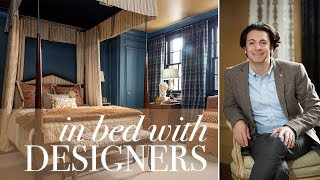 Tour A Dramatic, Elegant Bedroom With Expert Styling Tips