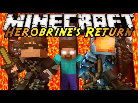 Minecraft: Herobrine's Return Part 4!