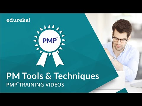Project Management Tools & Techniques | PMP Training Videos | Project Management Tutorial | Edureka