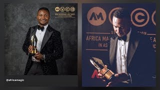 FUNNYBONE WON BEST COMEDY ACTOR AT AMVCA AWARD 2020.CONGRATULATIONS!