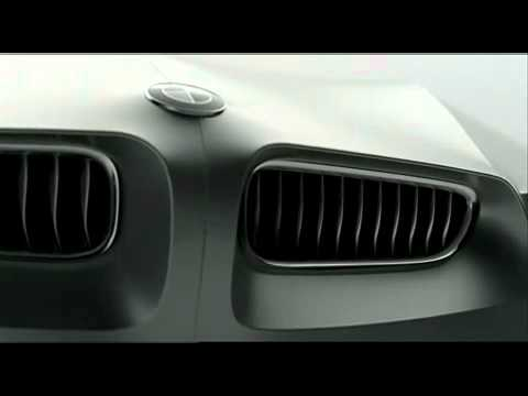 Концепт BMW GINA Light Visionary