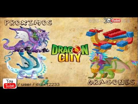Dragon City - Como Sacar Dragones Especiales 2013 HD