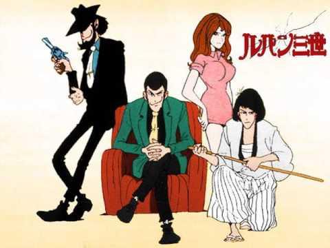 Animetal - Lupin The Third