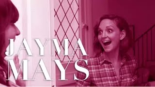 Jayma Mays Invites Us Inside Her Boudoir