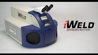 iWeld - The Best Laser Welding Machine for Jewelers