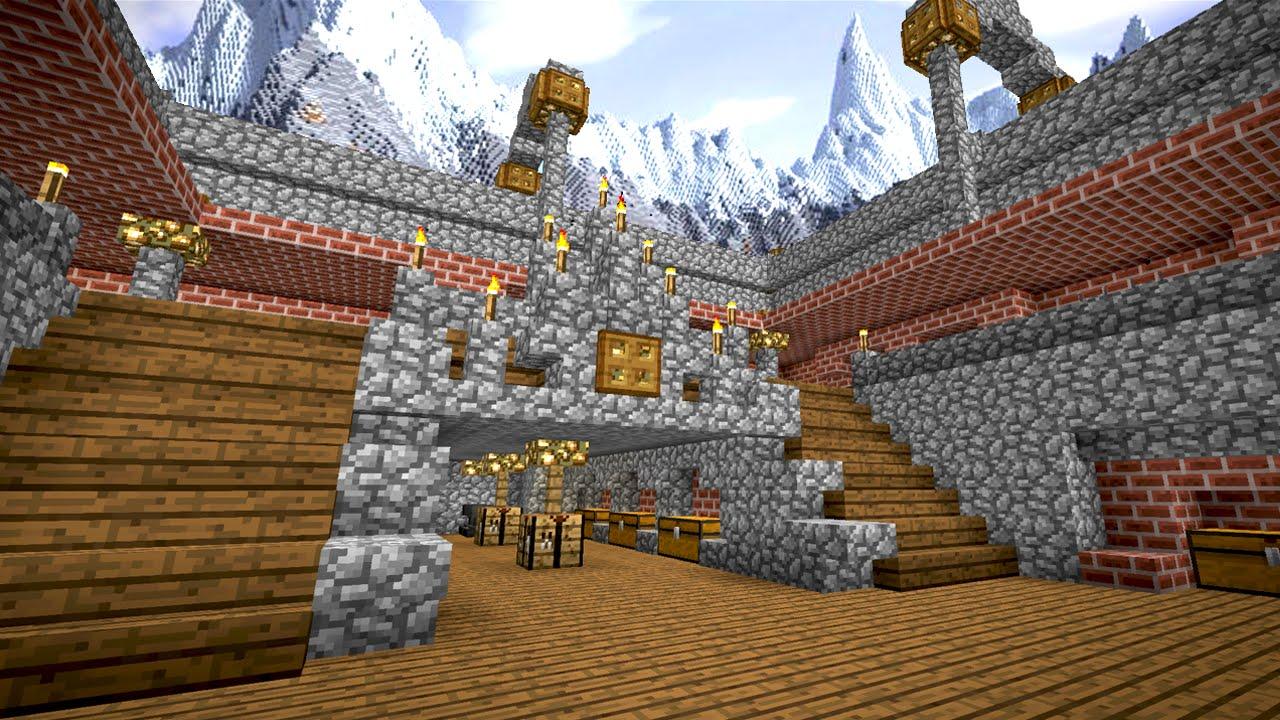 Minecraft Chandelier Ideas