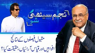 Does Imran Khan Want A Presidential System In Pakistan? | Najam Sethi Show | 25 April 2019