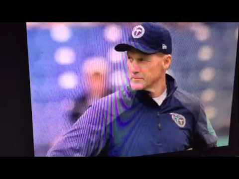 Ken Whisenhunt Fired As Titans Coach; Marcus Mariota Impact