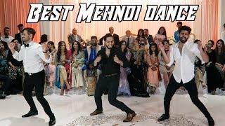 DANCING AT A PAKISTANI WEDDING Best Mehndi Walima