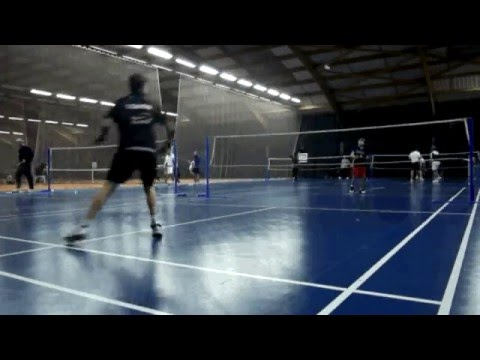 Badminton Shots Tricks Badminton Trick Shots