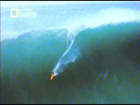 Once the biggest wave ever ridden