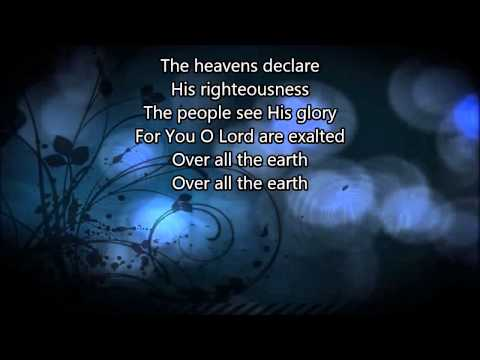 The Lord Reigns- Lindell Cooley Lyrics Living...