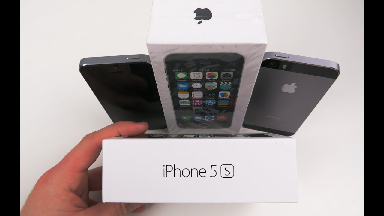 iPhone 5S - Лучший обзор. Стоит ли покупать?