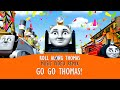 Download Roll Along Thomas - Thomas & Friends: Hero of the Rails - 'Go Go Thomas!' Music  Remix MP3 song and Music Video