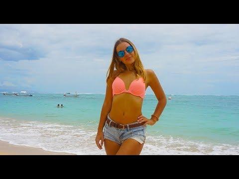 Бали. Лучшие пляжи. Едем на Нуса Дуа. Как пообедать на 1$ на Бали. Gager Beach
