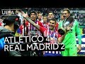 ATLÉTICO 4 2 REAL MADRID, UEFA SUPER CUP 2018 HIGHLIGHTS: Relive The Action!!