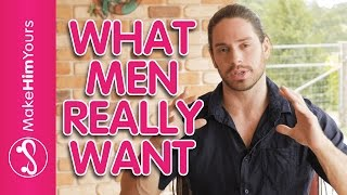 What Makes A Guy Commit To A Relationship - These 5 Things Are What Men Really Want