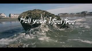 "TJ Hickey - ""Feel Free"" [Official Lyric Video] (Prod. XXX)"