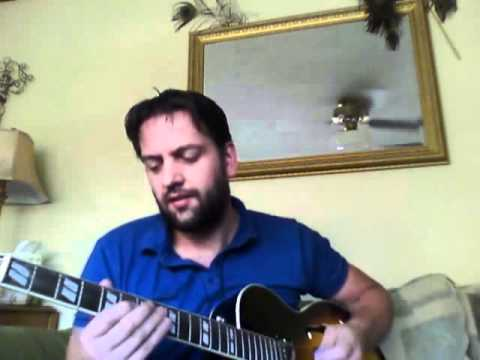 Stewey's Blues - Irish Jazz Guitarist - Alan Traynor