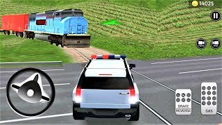 Driving President Trump 3D #8 PRESIDENTIAL POLICE CAR! - Android gameplay