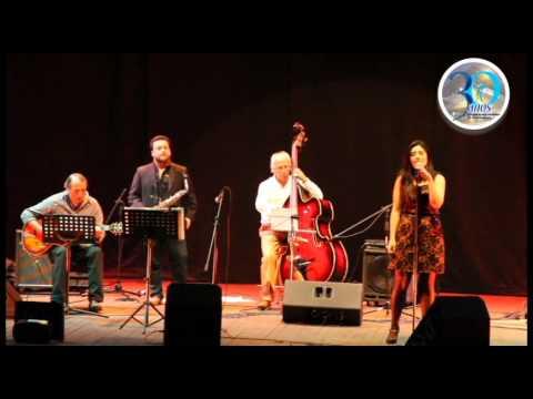 Parte de la presentación del Club de Jazz Antofagasta