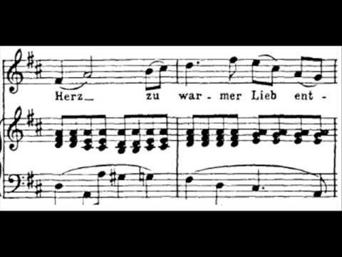 Шуберт Франц - An die Musik