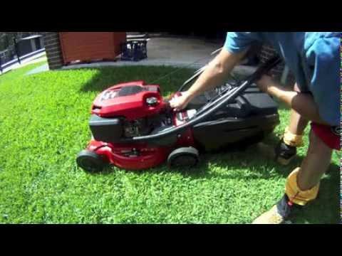 Review Pro Cut 560 50 Mulch N Catch Mower Rover Ohv