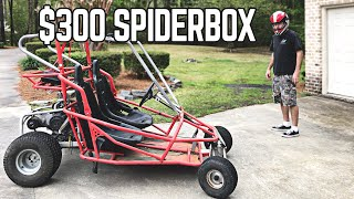 Cheap GY6 Yerf Dog Spider Box | Will it Start?