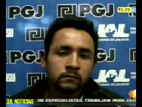 Asaltante Violador del Sauz Guadalajara Jalisco