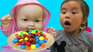 Johny Johny Yes Papa Nursery Rhyme | Songs For Children