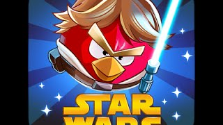Angry Birds - Star Wars - Звездные войны - Android GamePlay