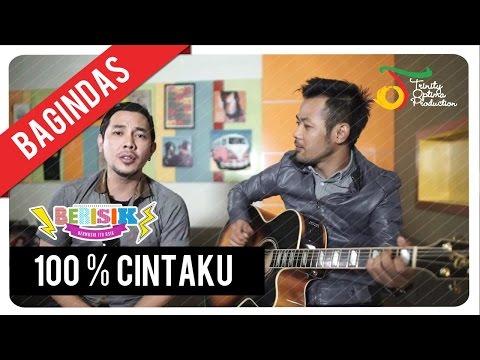 download lagu Bagindas - 100% Cintaku Guitar Tutorial  BERISIK Bermusik Itu Asik gratis