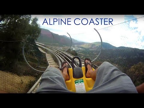 GoPro: Glenwood Springs - Alpine Coaster