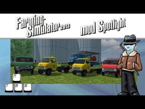 Farming Simulator 2013 Mod Spotlight - S5E32 - Service Pack