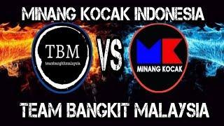 MINANG KOCAK INDONESIA VS TEAM BANGKIT MALAYSIA [DUBBING]