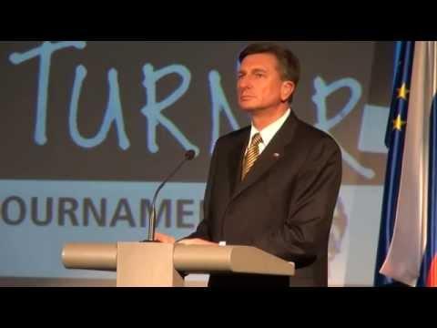 Borut Pahor v Ljutomeru