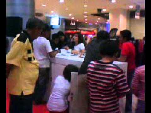 Dunia Games Telkomsel Plaza Medan Fair.avi