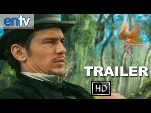 Oz the Great and Powerful Trailer [HD]: James Franco, Michelle Williams, Rachel Weisz & Mila Kunis