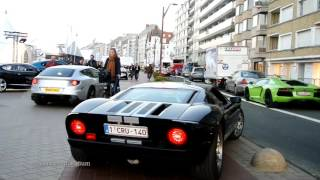 STUNNING FORD GT @ZOUTEGP15 - Amazing sounds
