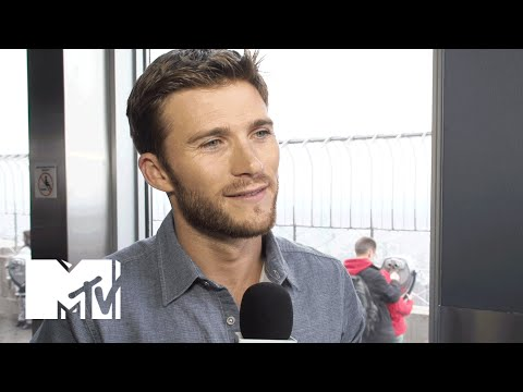 Scott Eastwood On Joining 'Suicide Squad' Cast | MTV News