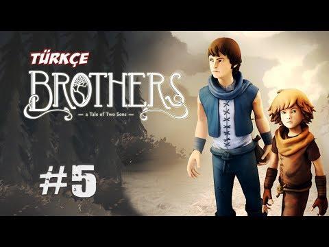 Brothers - A Tale of Two Sons [Türkçe] - 5.Bölüm - Devasa Kale