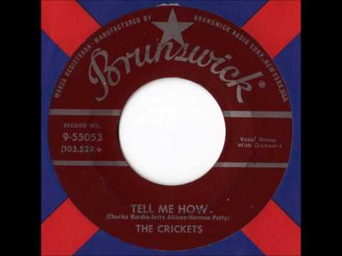 Crickets The - Tell Me How