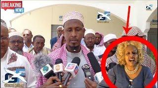 Mama malyuun ma Gaal baa? Culimada somaliyeed oo ka hadlay arintaas Daawo LIVE