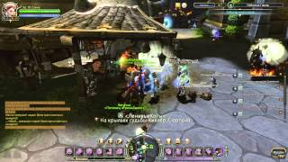 Dragon Nest RuOff Daily Quests Bug Баги с ежами 70!!