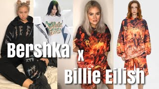 Wearing the BILLIE EILISH X BERSHKA collection for a WEEK!