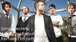 OneRepublic - Secrets (Rock Remix by Left&Right)