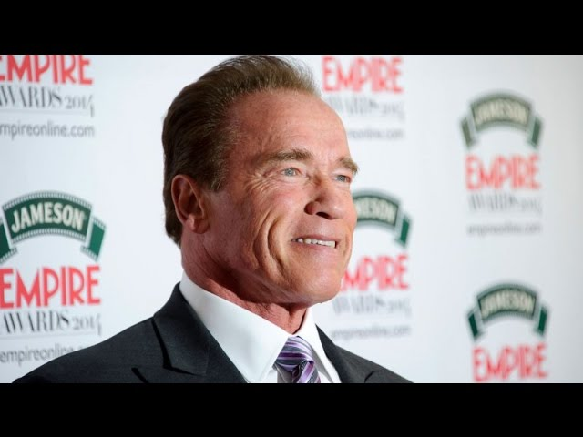 In conversation with Arnold Schwarzenegger