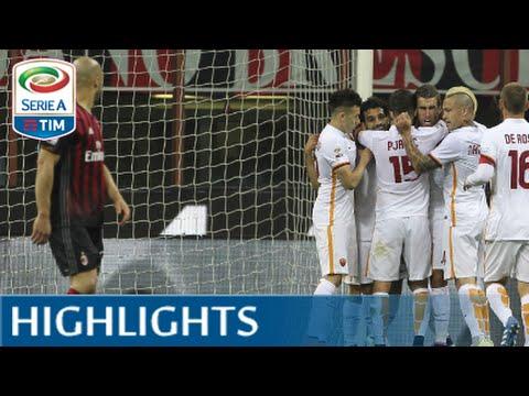 Milan-Roma-1-3 - Highlights - Giornata 38 - Serie A TIM 2015/16